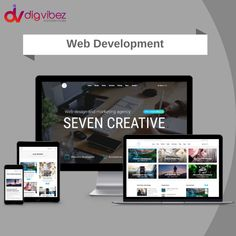 Dig Vibez provides affordable and professional Website development services! Contact now at digvibez@gmail.com! Professional Website, Web Development, Marketing