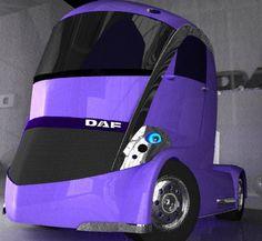 DAF XRC concept truck