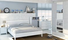 Chambre adulte complète WHITE: http://www.basika.fr/meuble-chambre-adulte-complete.htm