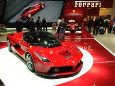 Lækker ny Ferrari