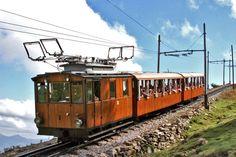 Pays basque : Le petit train de la #Rhune
