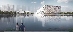 Chinese Opera With Danish Roots by Henning Larsen Architects