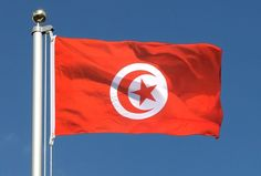 tunisie flag 64 x 96 cm tunis country drapo Group National football de tunis