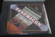 2012 Beermat Loose Cannon Brewery (Abingdon) Cat 007 (1V03) 8/14