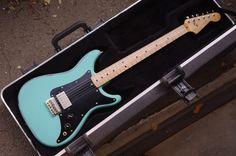 Blue Fender Lead I