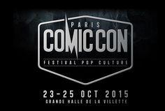 Logo Comic Con 2015