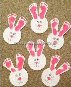 Easter Bunny Crafts for Kids - Preschool and KindergartenPreschool Crafts | Mobile Version