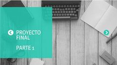 Proyecto de Verónica T. #CREA_INTEF 2017 Learning, Creativity, Group, Activities
