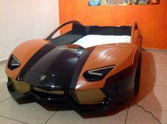 Lambo bed bicolor