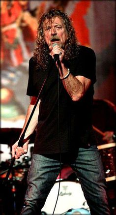 Robert Plant, why are you such a beautiful man?