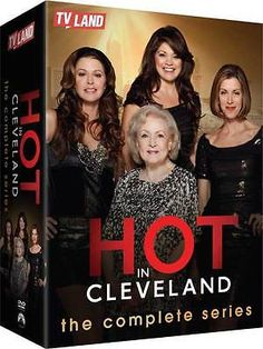 cool Hot in Cleveland - The Complete Series DVD (2016) Brand New Season 1 2 3 4 5 6 - For Sale View more at http://shipperscentral.com/wp/product/hot-in-cleveland-the-complete-series-dvd-2016-brand-new-season-1-2-3-4-5-6-for-sale/