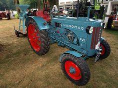 Hanomag tractors | Tractor Photos