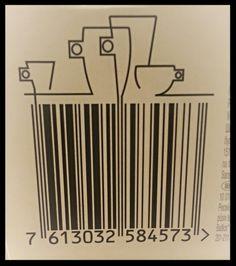 Coffee barcode