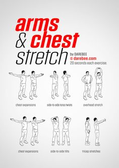 Chest & Lower Back workout. Chest & Lower Back workout. Fitness Workouts, Circuit Fitness, Yoga Fitness, At Home Workouts, Workouts For Men, Yoga Workouts, Health Fitness, Lower Back Exercises, Stretching Exercises