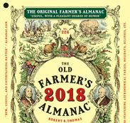 Buy the 2019 Old Farmer's Almanac here. It's the oldest and largest farmers' almanac in America. 2019 Almanac wall calendars are also available, plus gifts and decor for your home and garden. Planting Vegetables, Vegetable Garden, Fall Planting Guide, Companion Planting Chart, Companion Gardening, Weather Data, Old Farmers Almanac, Growing Seeds, Fall Plants