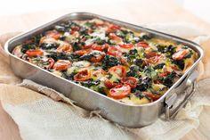 Lasagne-vegetariane ricetta