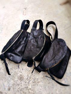 Belt bags  Fashion  Janet Shepel