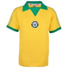 Newcastle United 1976-77 Away Bukta Retro Football Shirt 0ed10d167