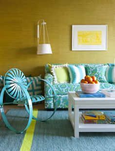 Kips Bay Show House 2012 - Scott Sanders Cabana Room #2