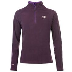 Stay warm with the Karrimor Microfleece for women. Now £12.99.
