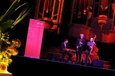 SydneyJazzCollective.com.au  Jazz Trio performing live at Town Hall.