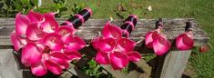 Real touch Hot Pink Calla Lily Bouquet Calla by SilkFlowersByJean, $90.00