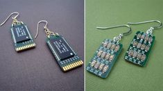 Cool Design Geek Jewelry: Circuit Boards