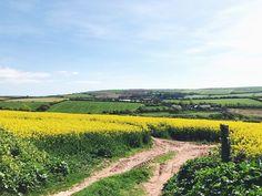 KEYELL - Lifestyle and Travel blog, Thurlestone Easter Time UK