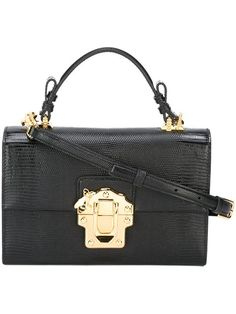 Shop Dolce & Gabbana 'Lucia' tote in Luisa Boutique from the world's best independent boutiques at farfetch.com. Shop 400 boutiques at one address.