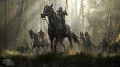Рыцари кисти: Darek Zabrocki - Shazoo