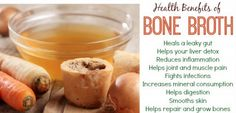 Bone broth is loaded with natural vitamins, minerals, collagen, glucosamine and gelatin. Its benefits are so vast that it is really a miracle food and should be a staple in every household. If you are…