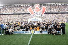 Sport Club Corinthians Paulista - Campeão Brasileiro de 2015