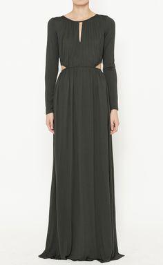 Rachel Pally Hunter Green Dress