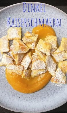 Spelled Kaiserschmarren simple and healthy recipe - Spelled Kaiserschmarrn - Chicken Soup Recipes, Healthy Chicken Recipes, Crockpot Recipes, Whole30 Recipes Lunch, Easy Whole 30 Recipes, Avocado Salad Recipes, Different Recipes, Food And Drink, Mango