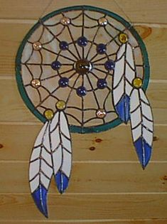gallery glass designs dreamcatchers | dream catcher stained glass patterns Car Tuning