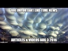 100 IMPORTANT END TIME NEWS HEADLINES UPDATE -  8/3/16