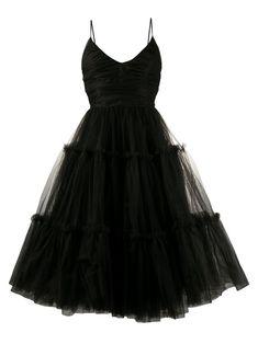 Pretty Outfits, Pretty Dresses, Beautiful Dresses, Women's Fashion Dresses, Casual Dresses, Prom Dresses, Black Tulle Dress, Short Tulle Dress, Black Gothic Dress