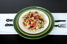 Vegan Alfredo Pasta by Out To Lunch Creations - Gluten Free