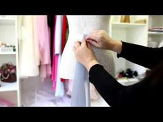 ▶ DIY Adult Tulle skirt for photoshoot - YouTube   @hartz37   I may try making one of these!!