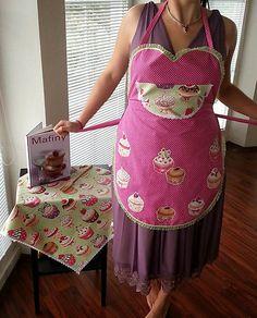 HEDERVIGA / NOVINKA! Muffinový set pre štýlové cukrárky :)
