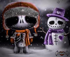 ~Christmas Frightlings ~