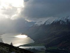 Scotland in January - The Great Glen by Alan P Jones, via Flickr