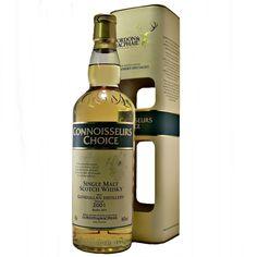 Glendullan Single Malt Whisky 2001 vintage Connoisseurs Choice available to buy…