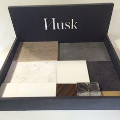 Husk - material board