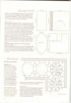 Crochet Ganchillo año 6 nro 32 - VANESA - Álbumes web de Picasa