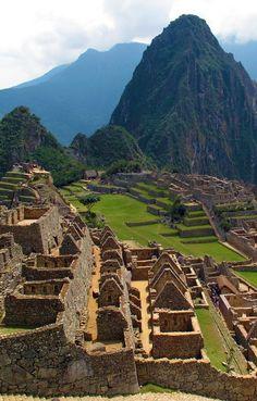 Machu Picchu in the Cusco Region of Peru • photo: Nicholas V on Intelliblog