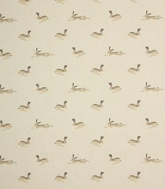 Save on our Stone Hare Contemporary Fabric from Sophie Allport. This Regular fabric is perfect for Curtains & Blinds. Nursery Blinds, Baby Nursery Bedding, Baby Nursery Decor, Fabric Blinds, Curtains With Blinds, Curtain Fabric, Horse Fabric, Dining Room Curtains, Curtain Headings