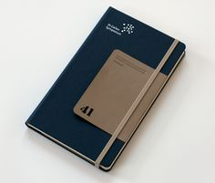 Brandbook Paper Journal for St. Gallen Symposium 2011