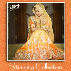 Our Collection aims to enhance and depict the Royal Rajputi Culture. Shop Now at Yuvti. #DesignerClothing #Ethereal #IndianAttire #UniqueDesigns #Exclusive #Fashion #Traditional #EthnicWear #ElegantPoshak #StunningCollection #Yuvti