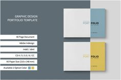 This is 40 page minimal brochure template is for designers working on product/graphic design portfolios interior design catalogues, product catalogues, and agency based projects. Just drop in your own images and texts, and it's Ready to Print.